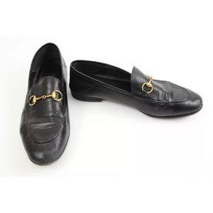 Gucci Brixton Loafers Black 8.5 -38.5
